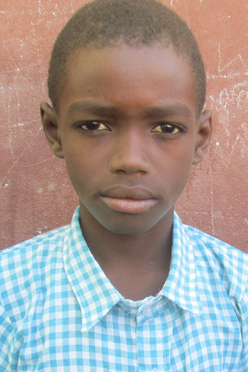 Witchlove a sponsor child in Haiti
