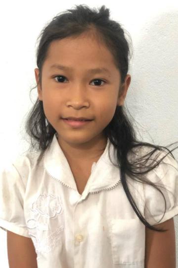 Chakriya Mok - Cambodian sponsor child