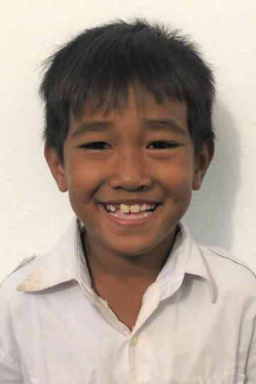 Phanith Eng - Cambodian sponsor child